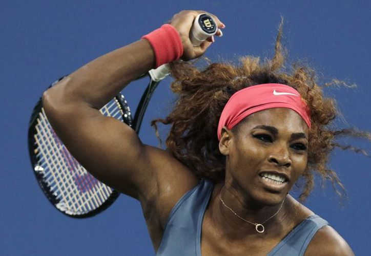 Serena Williams despachó a su rival en 52 minutos. (Agencias)