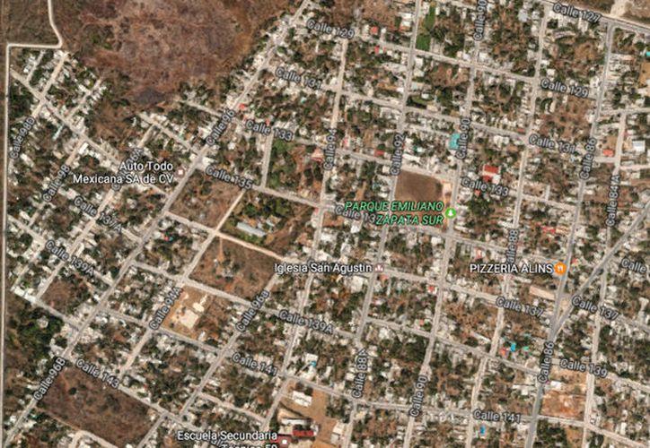 Un hombre se quitó la vida en la colonia Emiliano Zapata Sur, tras discutir con su mujer. La imagen está utilizada sólo con fines ilustrativos. (Google Maps)