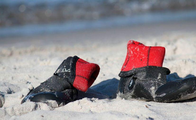 Reciente descubrimiento de pies amputados flotando en Palaya de Columbia Británica. (Foto: RT)