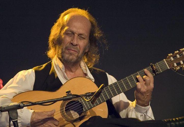 El guitarrista español de flamenco Paco de  Lucía falleció a la edad de 66 años en Cancún, Quintana Roo. (lavozdigital.es)