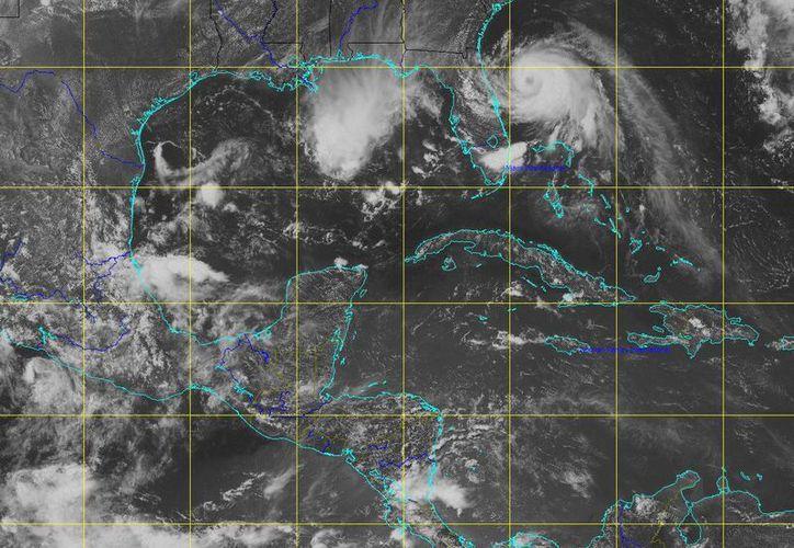 La onda tropical que causará lluvias llega procedente del mar Caribe. (SIPSE)