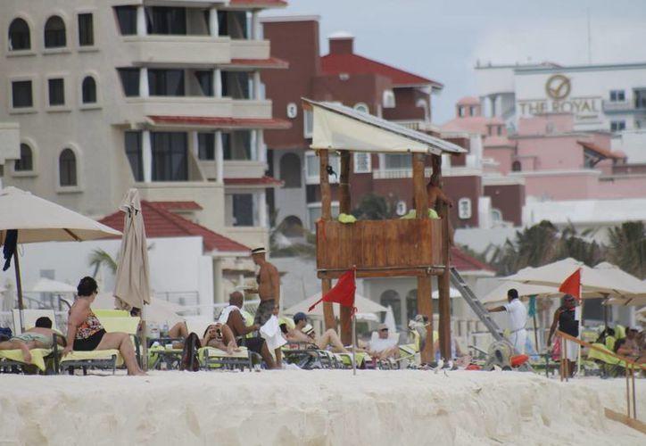 La promoción continúa para incrementar el turismo en los destinos. (Israel Leal/SIPSE)