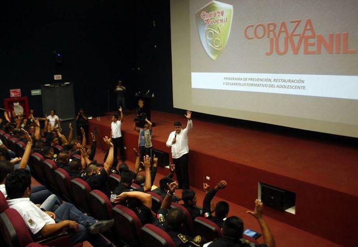 La SSP pondrá en marcha dinámicas en busca de lograr una sana convivencia en el Sur, Poniente y Oriente de Mérida. (SIPSE)
