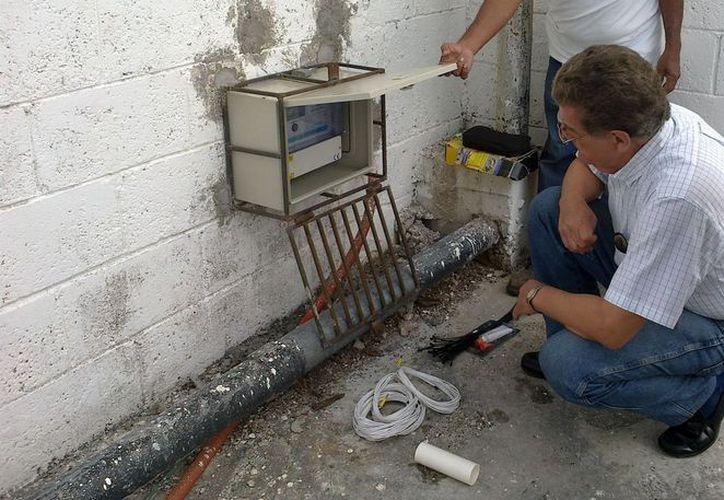CAPA instaló un suavizador electrónico de alta tecnología. (Cortesía/SIPSE)