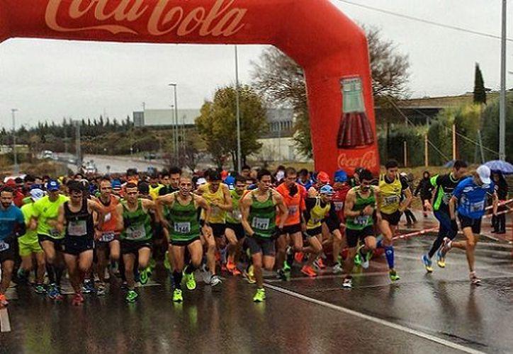 La primera edición de la media maratón de Guadalajara se llevó a cabo en 2017. (Novatos del Running)