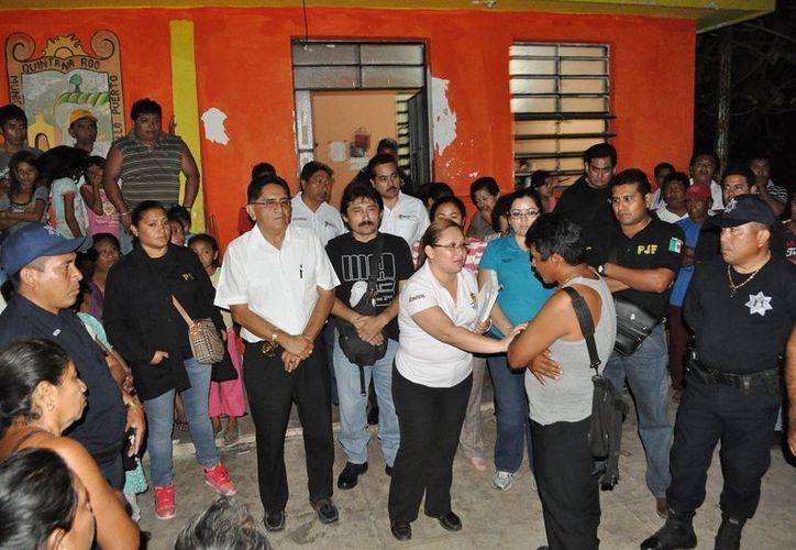 Los presuntos violadores fueron detenidos en septiembre pasado, cuando el jardín de niños en conjunto con el DIF municipal detectaron que una menor de cinco años estaba siendo abusada sexualmente por su tío y una persona más. (Manuel Salazar/SIPSE)