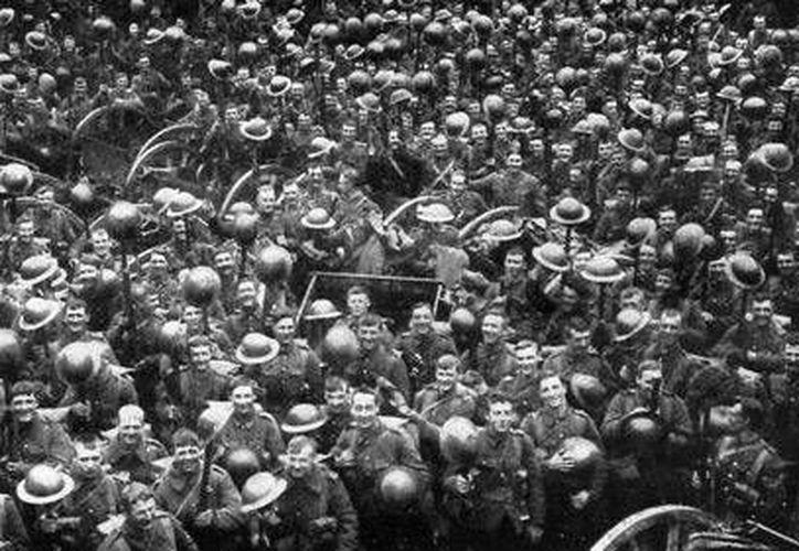 Se estima que murieron más de 9 millones de combatientes. (historiasiglo20.org)