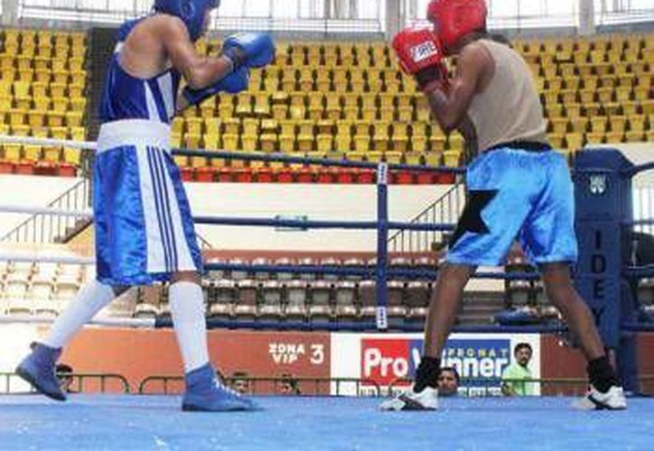 Dentro de las eliminatorias estatales rumbo a la Olimpiada Nacional, el box se realizará los días 29 y 30 de enero en las canchas techadas del Kukulcán. (SIPSE)