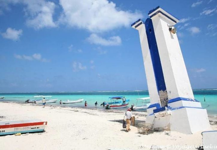 Uno de los Observatorios Costeros del Cambio Global y Climático está en Puerto Morelos, en el Caribe. (Archivo/SIPSE)