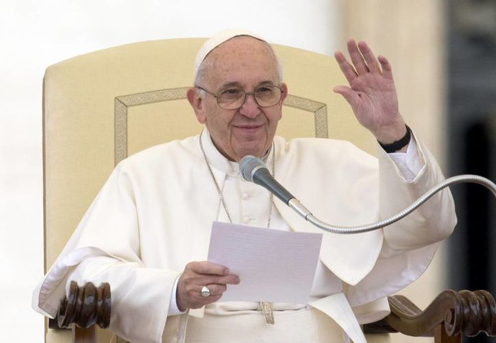 El Vaticano asegura que la noticia de que el Papa Francisco tiene un tumor cerebral es completamente infundada y falsa. (Agencias)