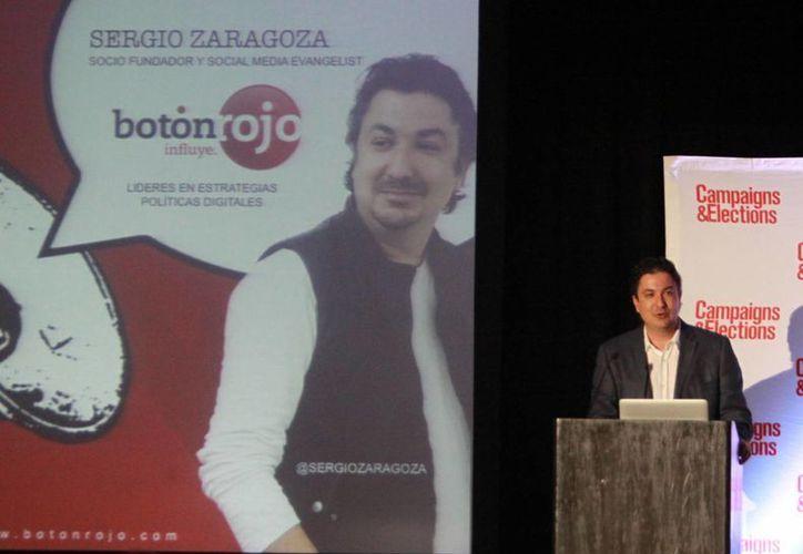 Los militantes asistieron al seminario denominado Campañas Ganadoras 2012. (Jesús Tijerina/SIPSE)