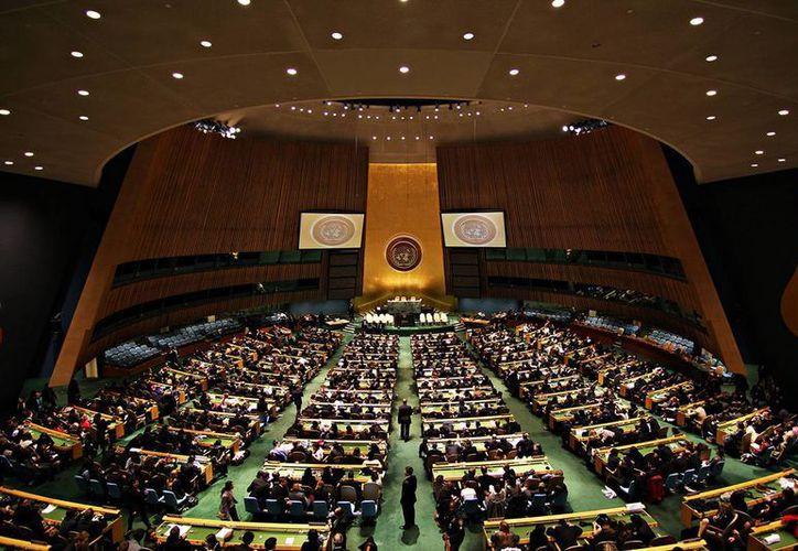 El Consejo General de ONU  adoptó en total 25 resoluciones sobre Derechos Humanos. (miledbcs.com.mx)