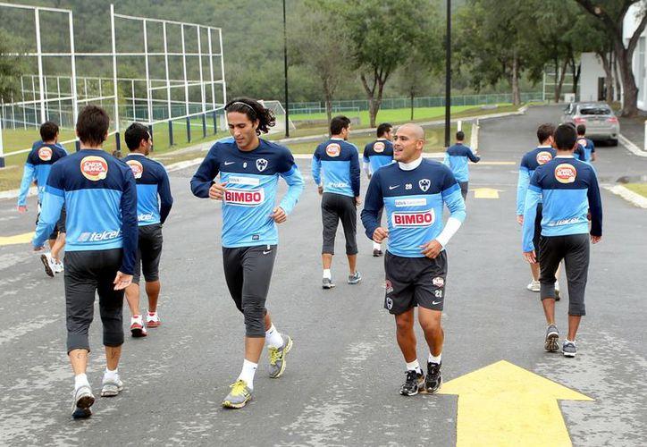 Monterrey tiene menos de 20 días para estar listo para el Mundial de Clubes. (Foto: Agencia Reforma)