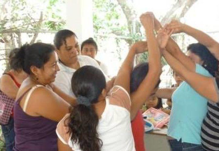 El IQM trabajo en la estrategia para erradicar la violencia en el estado. (Foto de Contexto/SIPSE)