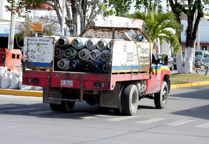 La sanción  pudiera alcanzar el millón y medio de pesos. (Francisco Sansores/SIPSE)