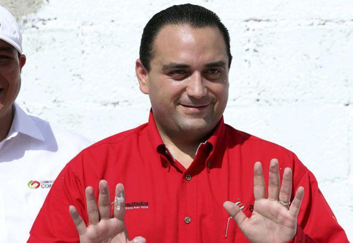 El ex gobernador Roberto Borge Angulo gastó cerca de 45 millones de pesos en evaluaciones de proyectos. (Contexto / Internet)
