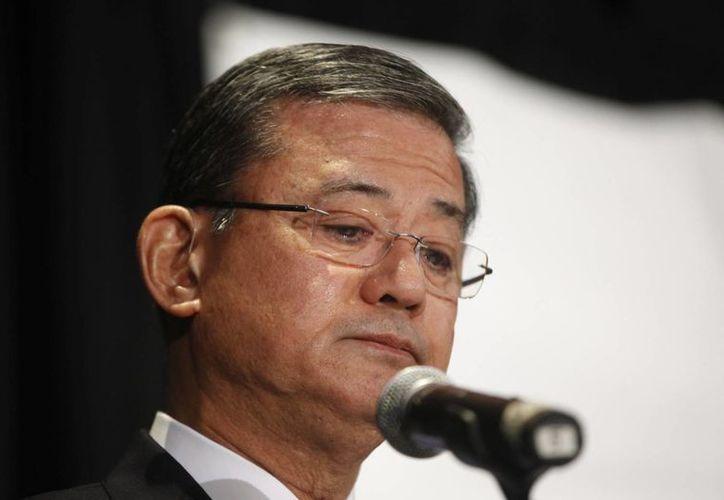 Antes de reunirse con Obama, Shinseki pidió disculpas por las revelaciones sobre las largas listas de espera en los hospitales de excombatientes. (Agencias)