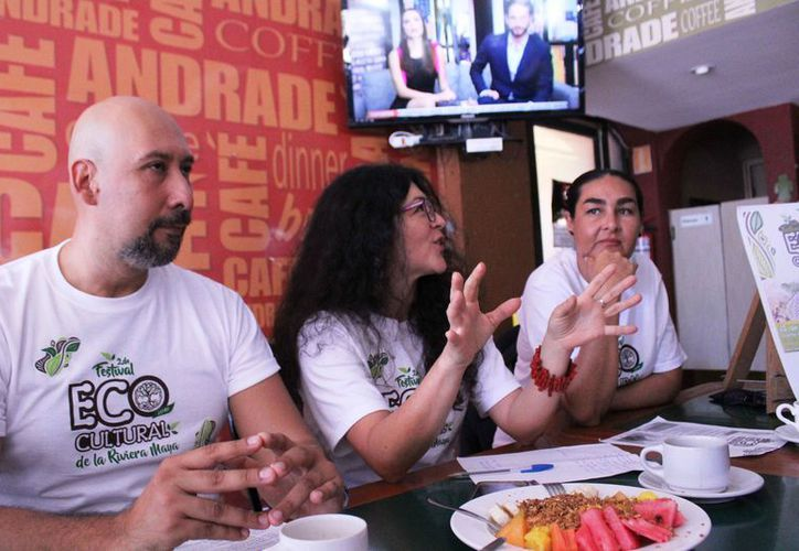Los organizadores del evento dieron a conocer los pormenores de la jornada. (Octavio Martínez/SIPSE)