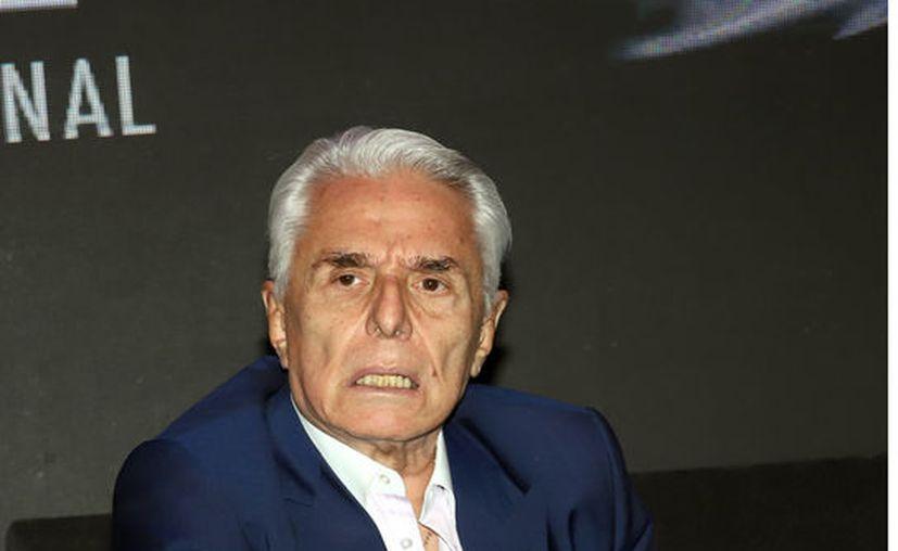 Guzmán le deseó las mejores de las suertes a su nieta. (Agencia Reforma)