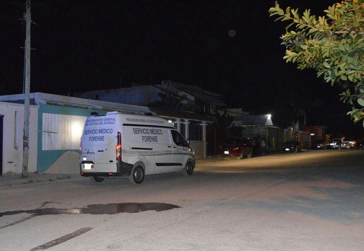 Una vivienda fue atacada a balazos la noche del jueves en el fraccionamiento La Selva. (Redacción/SIPSE)