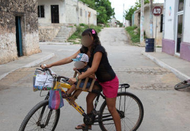 Para acceder a la ayuda, las jóvenes deben cursar necesariamente la primaria o secundaria. (promajoven.sep.gob.mx)
