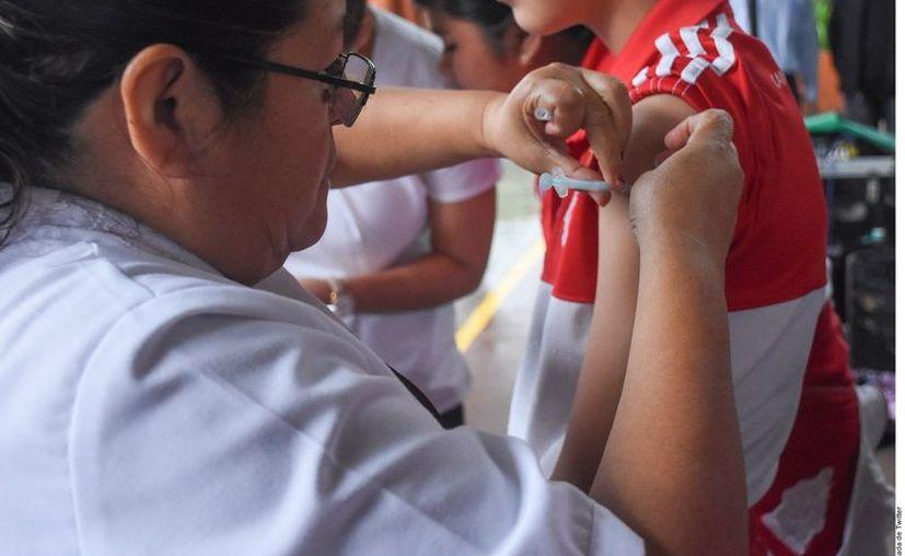 La campaña inició la semana pasada y concluye el 15 de noviembre. (Agencia Reforma)