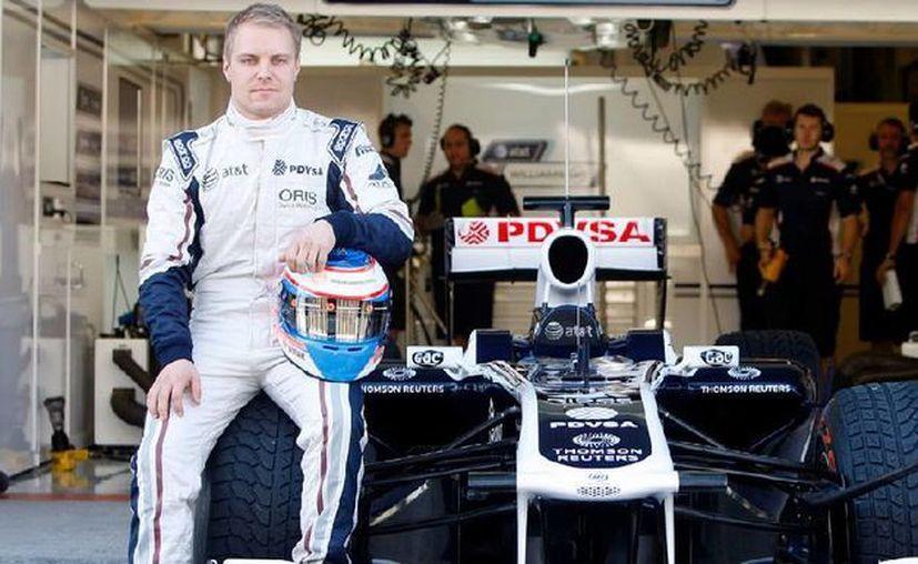 Valtteri Bottas, que estaba en la escudería Williams, llega a Mercedes, que con Rosberg logró el más reciente campeonato mundial. (Foto tomada de f1fanatic.co.uk)