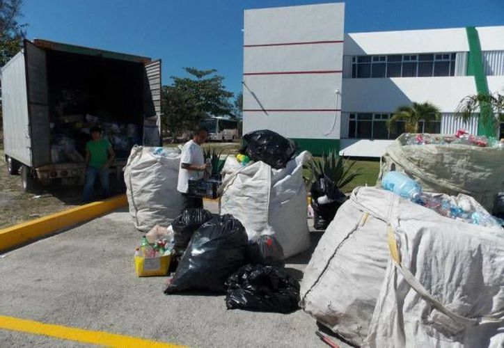 En estas actividades de reciclaje se han incorporado más de 12 mil ciudadanos. (Redacción/SIPSE)