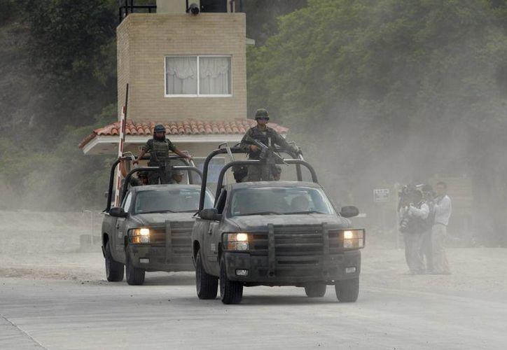 El año pasado 71 estadunidenses fallecieron en México a causa de la inseguridad. (EFE)