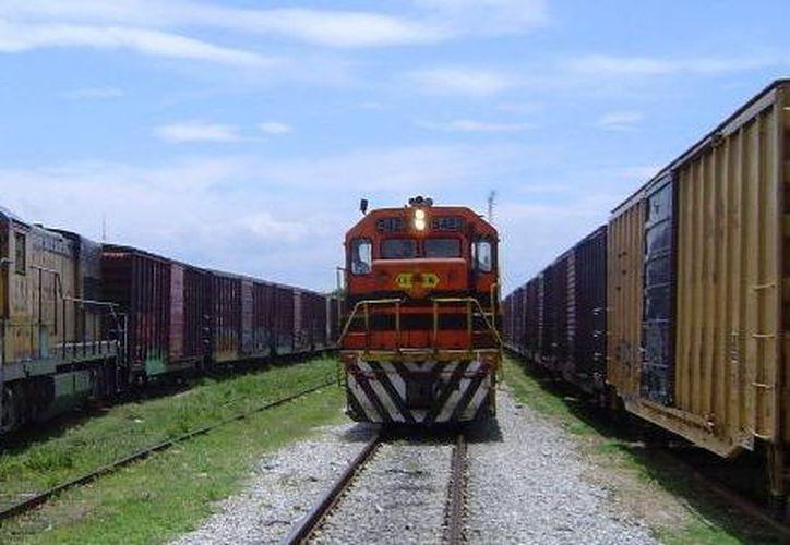 El transporte de carga sería un buen complemento al servicio ferroviario. (Foto: Milenio Novedades)