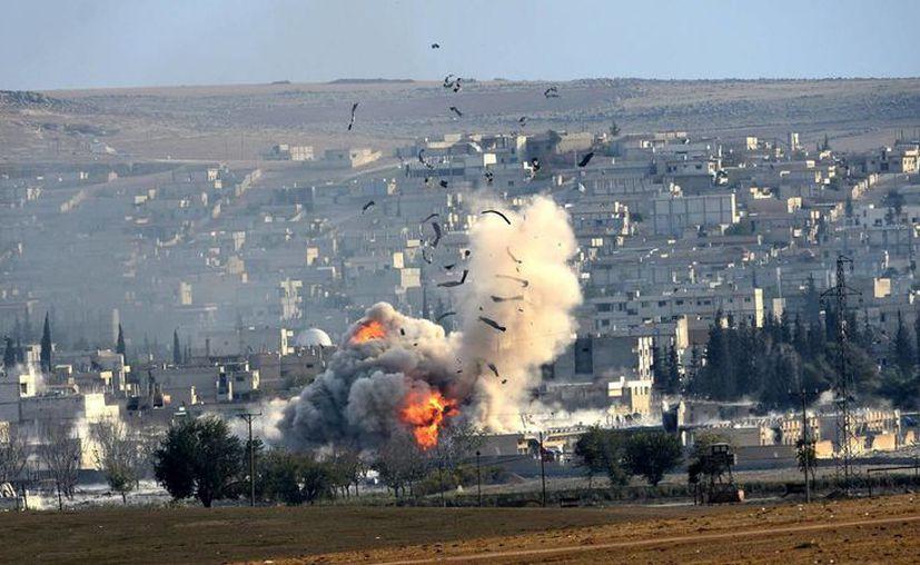 Los militantes del grupo Estado Islámico tomaron el control de Jalula y Saadiya en agosto tras una asombrosa ofensiva relámpago en el norte y el oeste de Irak. (Archivo/EFE)