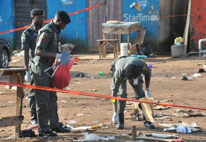 Varios atentados dejaron más de 10 muertos en Abuja, la capital de Nigeria. (AP)