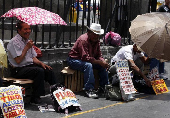 La tasa de desempleo en los hombres pasó de 4.73 a 4.93 % entre mayo de 2012 y mayo de 2013. (Notimex/Contexto)