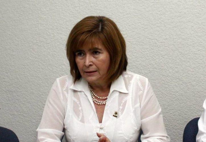 Laura Cervera Urtiaga: el recurso de amparo podría ser invalidado. (Milenio Novedades)