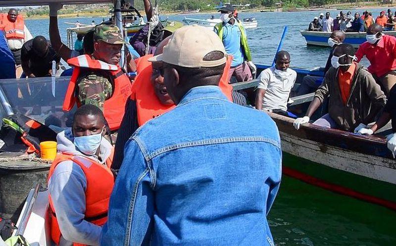 Naufragio de ferri en Tanzania deja al menos 47 muertos