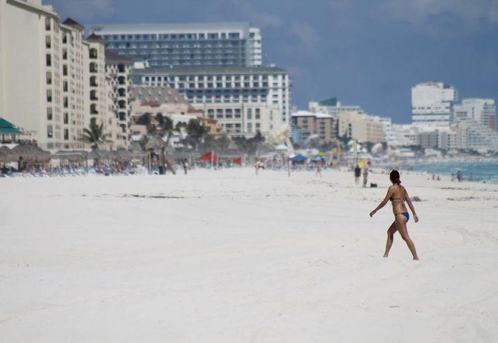El número de hoteles de la zona de playas afiliados a la agrupación son 86. (Jesús Tijerina/SIPSE)