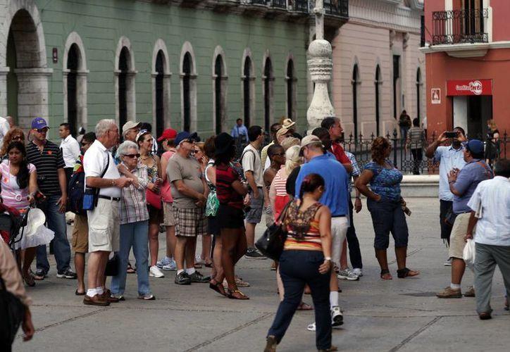 Especialistas en el rubro turístico analizarán en Mérida las expectativas del Mundo Maya. (Milenio Novedades)