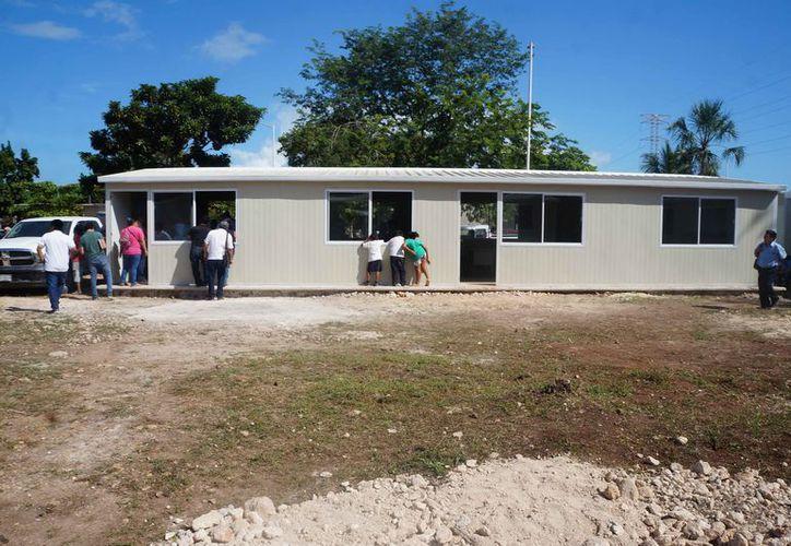 Se necesitan terrenos para iniciar la construcción de escuelas. (Ángel Castilla/SIPSE)