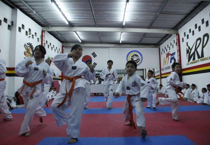 Con 7 años de haberse formado, ese centro ha aportado competidores para representar al Estado en eventos como la Olimpiada Nacional. (Juan Albornoz/SIPSE)