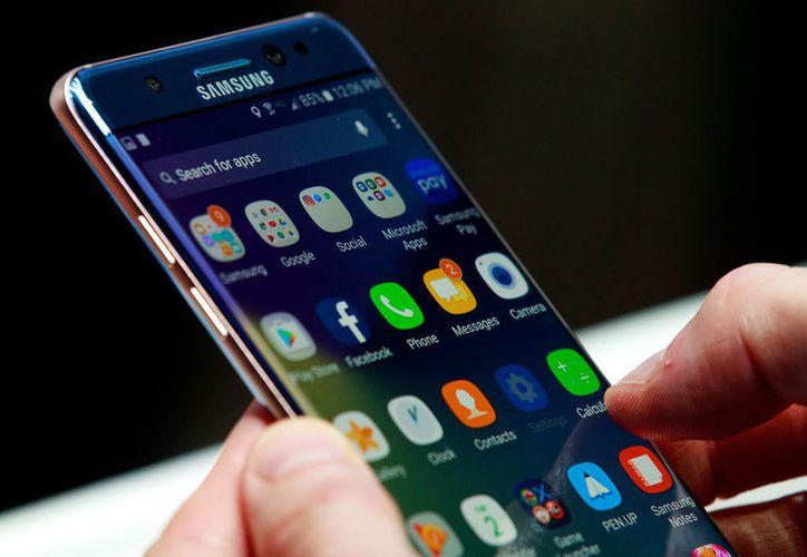 Samsung registra una participación de 34.6 por ciento y alcanza un ligero crecimiento. (Contexto)