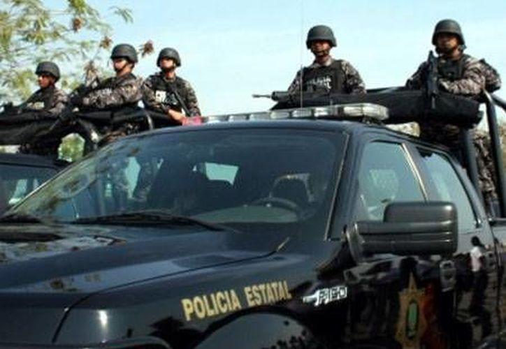 La SSP montó un operativo para dar el vehículo reportado como robado y lo halló en un taller mecánico de la colonia Yucatán. (SIPSE)