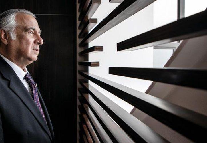 Miguel Torruco Marqués, titular de la Sectur, asegura que con el Tren Maya se busca el desarrollo de todo el sureste mexicano. (Forbes)