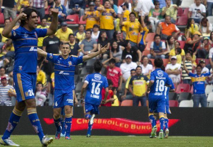 Tigres podrá tomar revancha de la derrota que sufrieron ante el Monterrey. (Archivo Notimex)