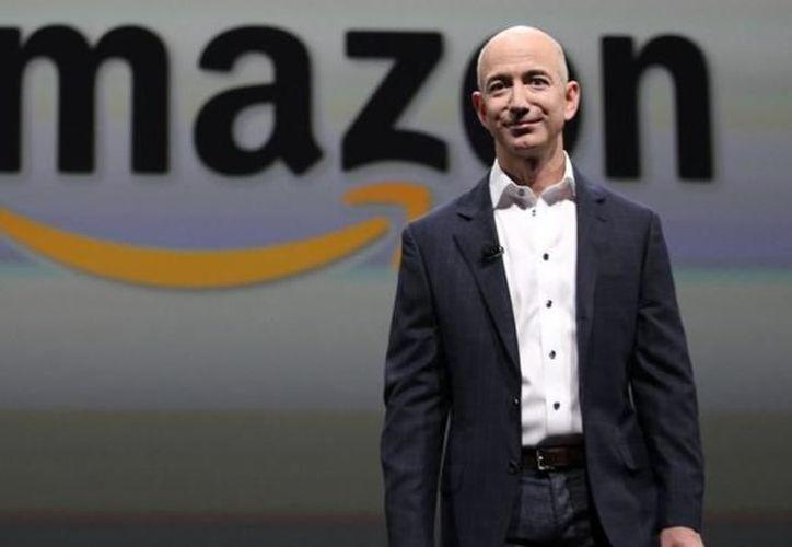 Fundador de Amazon, Jeff Bezos (Foto: Archivo SIPSE)