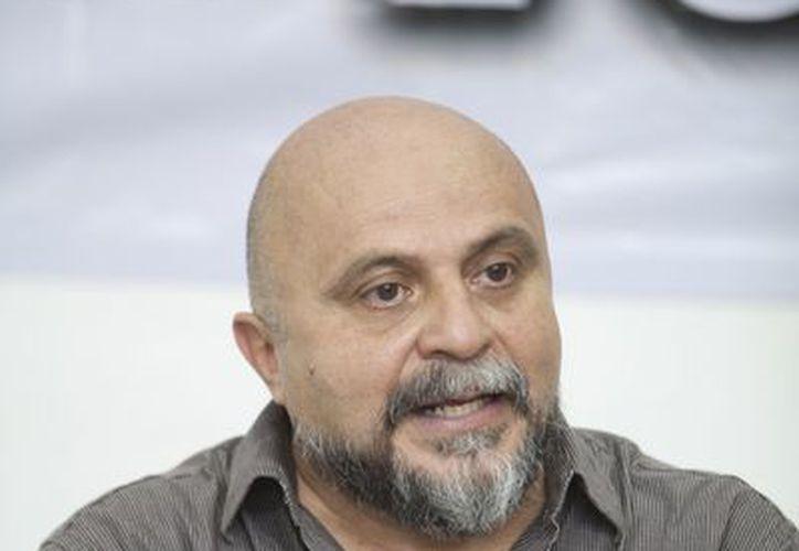Antonio Cervera León, presidente del movimiento Actuemos Ya por Cancún. (Víctor Ruiz/SIPSE)