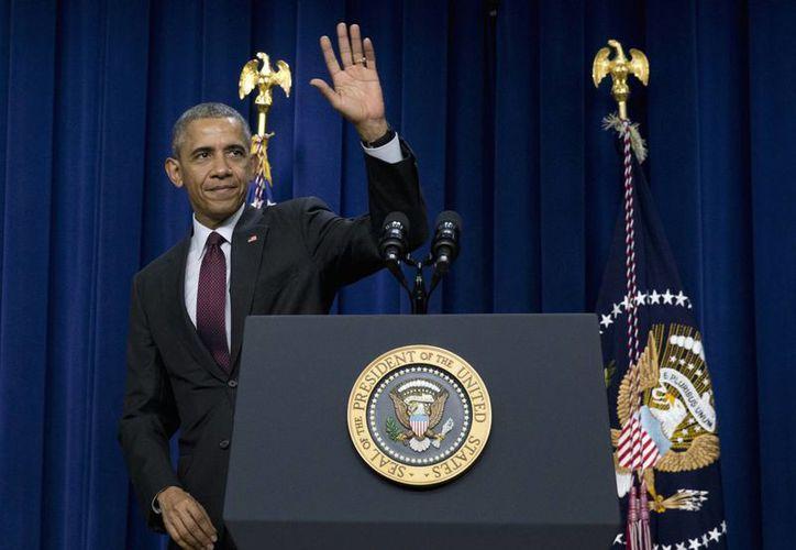 Obama recibirá al presidente Santos en Washington para conmemorar los15 años  del Plan Colombia. (Archivo/AP)