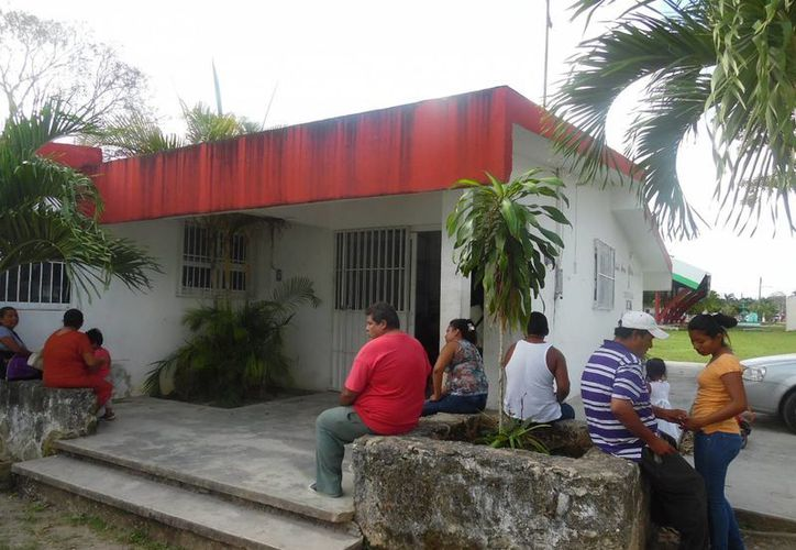 Personal de Centro de Salud denuncian desabasto de medicamentos. (Ángel Castilla/SIPSE)