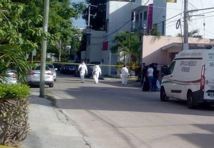 El exagente es investigado por delitos cometidos en Cancún y Solidaridad. (Eric Galindo/SIPSE)
