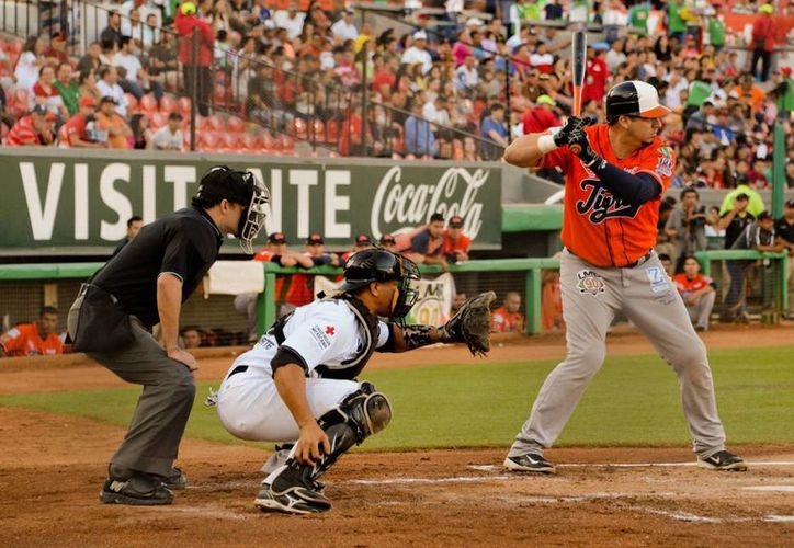 Los próximos juegos de Tigres de Quintana Roo serán en casa. (Redacción/SIPSE)