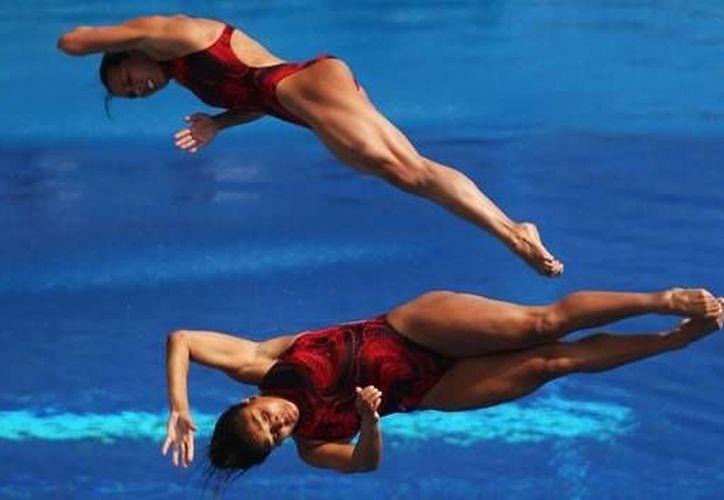 Laura y Arantxa ya suman dos medallas, una de bronce y una de plata, en el Mundial de Dubai. (mexico.cnn.com/Archivo)